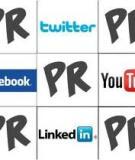 Xây dựng hình ảnh và thương hiệu thông qua hoạt động PR  Ngày nay, có khá