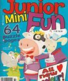 Junior Mini Fun - Các câu đố dành cho trẻ em mọi lứa tuổi