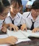5 đề thi trắc nghiệm - Ôn thi đại học môn tiếng Anh năm 2010