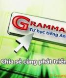 Sách luyện thi về TOEFL Grammar
