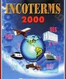 The Incoterms 2000
