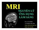 MRI nguyên lý & ứng dụng