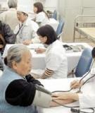 Làm gì để bảo vệ sức khỏe người cao tuổi?