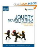 JQuery: Novice to Ninja by Earle Castledine and Craig Sharkie