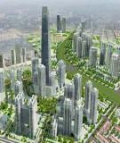 Một số vấn đề về quản lý đô thị và vai trò của chính quyền địa phương trong quản lý đô thị - ThS. Nguyễn Văn Y