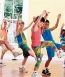 Thể dục buổi sáng và sức khỏe trẻ mầm non
