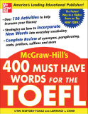 .400 Must-Have Words for the TOEFL®  .