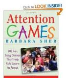 Attention Games 101 Fun, Easy Games That Help Kids Learn to Focus