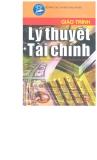 Giáo trình lý thuyết Tài Chính (Hệ TCCN) - Phạm Thị Lan Anh