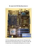 Bo mạch chủ MSI Big Bang Xpower
