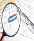 Giáo trình mô hình tài chính công phần 1