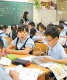 Sáng kiến kinh nghiệm - Một số biện pháp dạy tốt Tin học ở bậc tiểu học