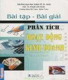 Phân tích hoạt động kinh doanh Bài tập