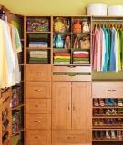 Những thứ cần có trong tủ quần áo