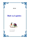 """Tiểu luận """" Dịch vụ Logistics """""""