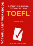 Từ điển toefl
