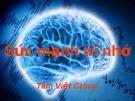 Tìm hiểu Sức mạnh trí nhớ