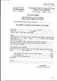 Mẫu giấy giới thiệu trả trợ cấp tai nạn lao động, bệnh nghề nghiệp hàng tháng
