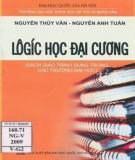 Giáo trình Logic học đại cương - Nguyễn Anh Tuấn