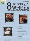 8 Kinds writing
