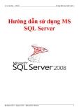 Hướng dẫn sử dụng MS SQL Server