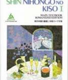 Giáo trình tiếng Nhật - Shin Nihongo No Kiso I