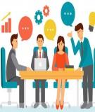 8 nguyên tắc vàng để làm việc nhóm hiệu quả