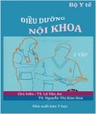Ebook Điều dưỡng nội (Tập 1): Sách đào tạo cử nhân điều dưỡng