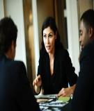 Kỹ năng đàm phán hợp đồng ngoại thương