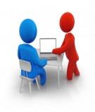 Đào tạo nhân viên mới cho doanh nghiệp