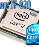 Chương 2: Tổ chức CPU