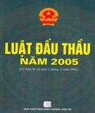 Luật Đấu thầu năm 2005