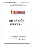 Đồ án môn Server: Giao thức định tuyến RIP