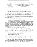 Luật số 44/2009/QH12 - Sửa đổi, bổ sung một số điều của luật giáo dục