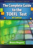 The complete guide to the toefl test part 1