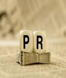 Cách xử lý thông cáo báo chí