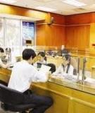 Mua sắm bằng vốn vay IBRD và tín dụng IDA