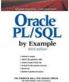 The  Introduction to Oracle: SQL and PL/SQL Using Procedure Builder