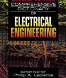 Electrical Engineering Dictionary by Ed. Phillip A. Laplante