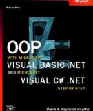 OOP with Microsoft Visual Basic .NET and Microsoft Visual C# Step by Step