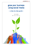 Grow your business using social media (a step by step guide)