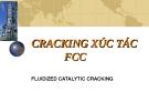 Cracking xúc tác FCC