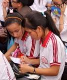 Tổ chức hoạt động hướng nghiệp trong trường trung học phổ thông