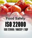 ISO 22000:2005 - Hệ Thống Quản Lý An Toàn Thực Phẩm