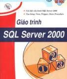 Giáo trình SQL Server 2000