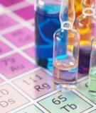 Bài giảng Hóa đại cương B1 - ĐH Khoa học tự nhiên