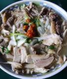 Những món ăn Việt Nam truyền thống