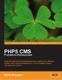 PHP5 CMS Framework Development