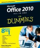 Office 2010 - All in one for Dummies
