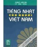 Giáo trình tiếng Nhật dùng cho người Việt Nam - Nguyễn Văn Hảo
